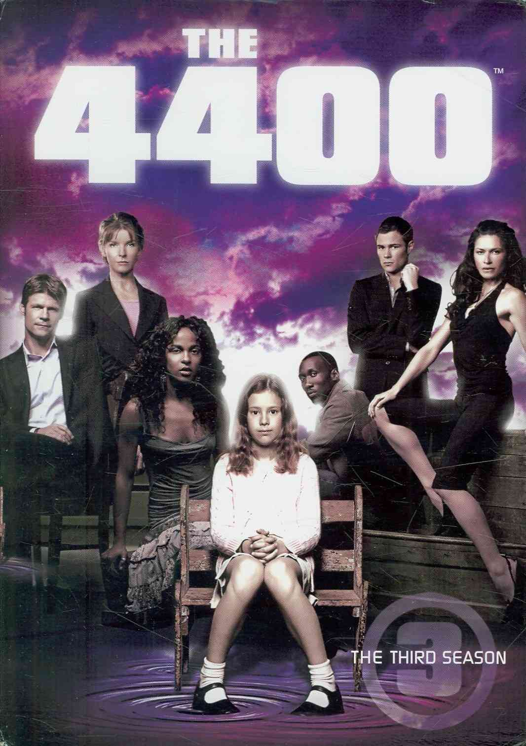 4400:COMPLETE THIRD SEASON BY 4400 (DVD)