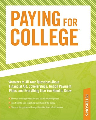 Paying for College  By Peterson's (COR)